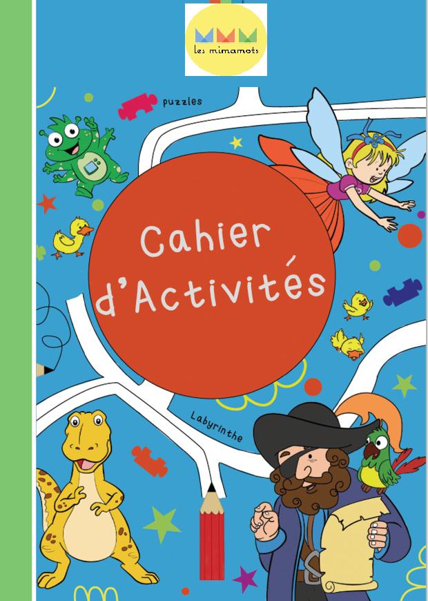 CAHIER D'ACTIVITES